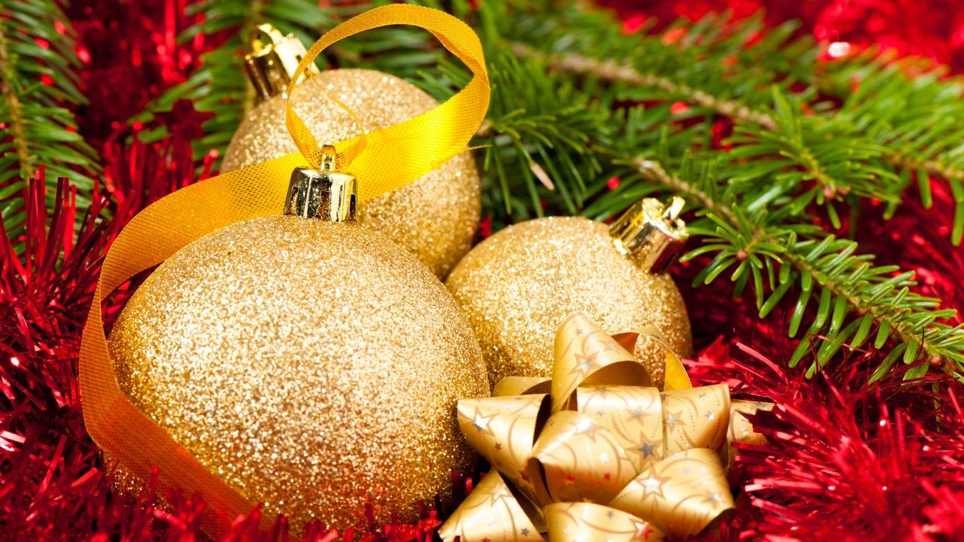 Новогодние заставки на пк скачать бесплатно