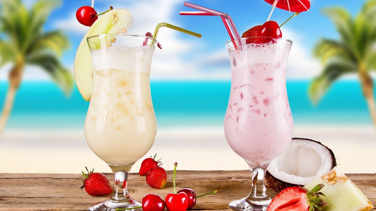 Молочные коктейли вредны для здоровья взрослых идетей