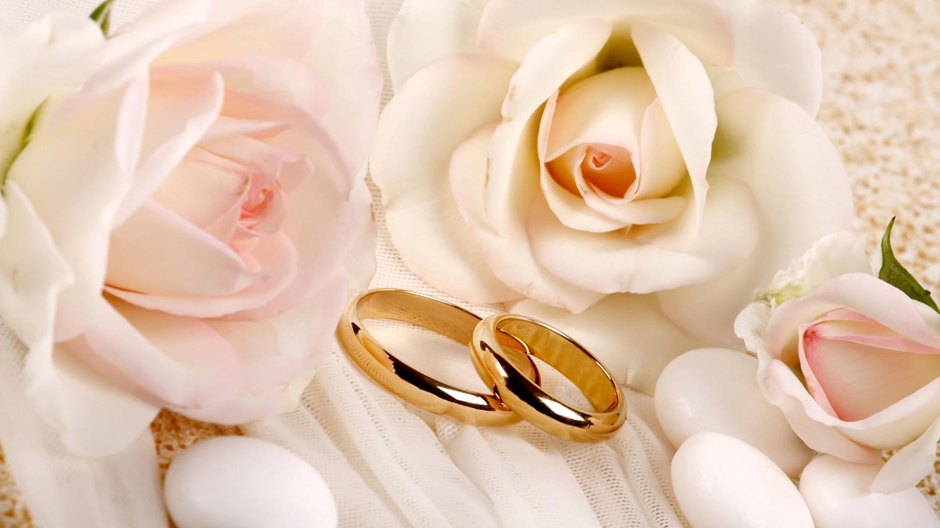 картинки на рабочий стол свадебные