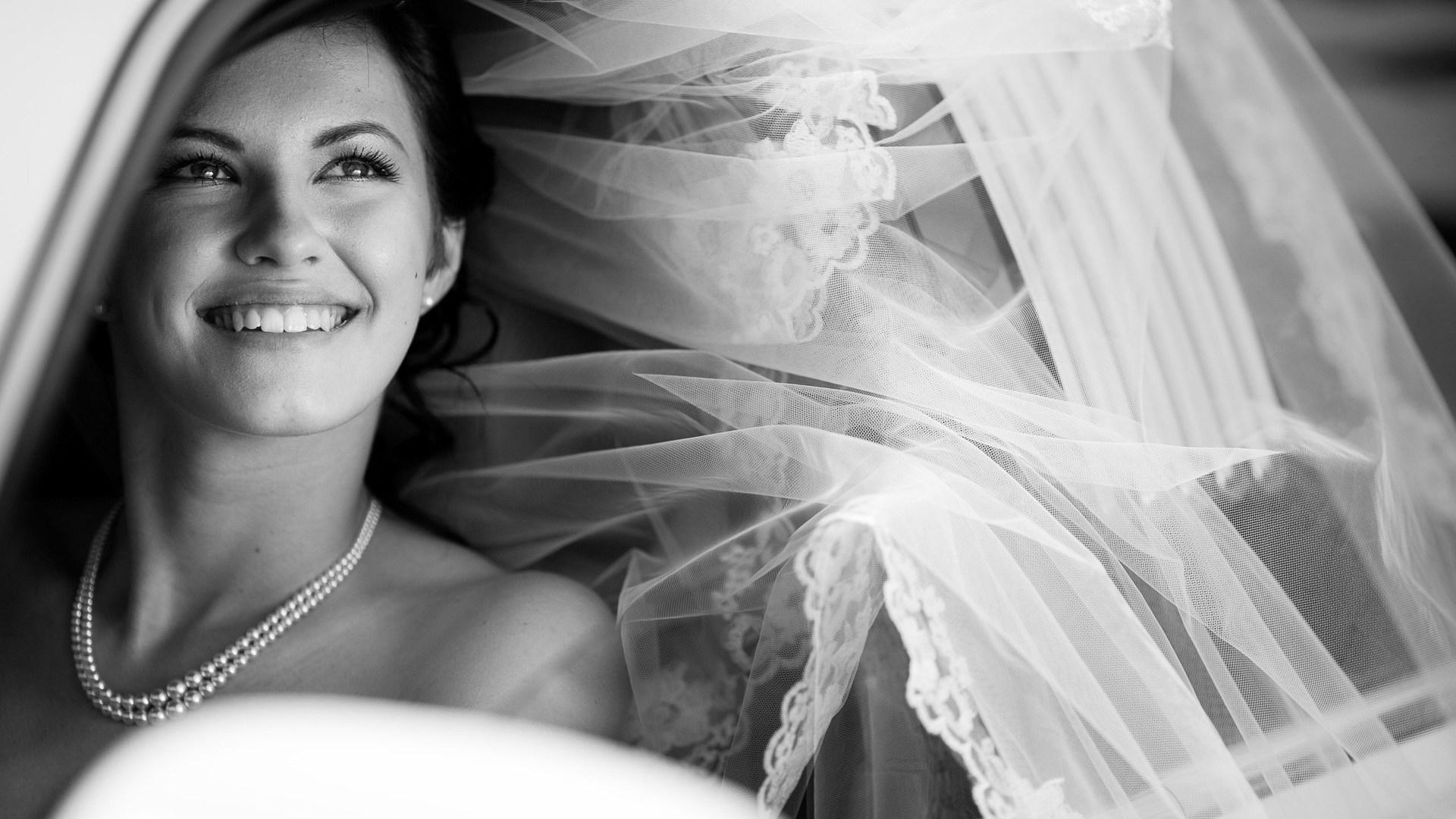 Фото девушек невест после свадьбы 24 фотография