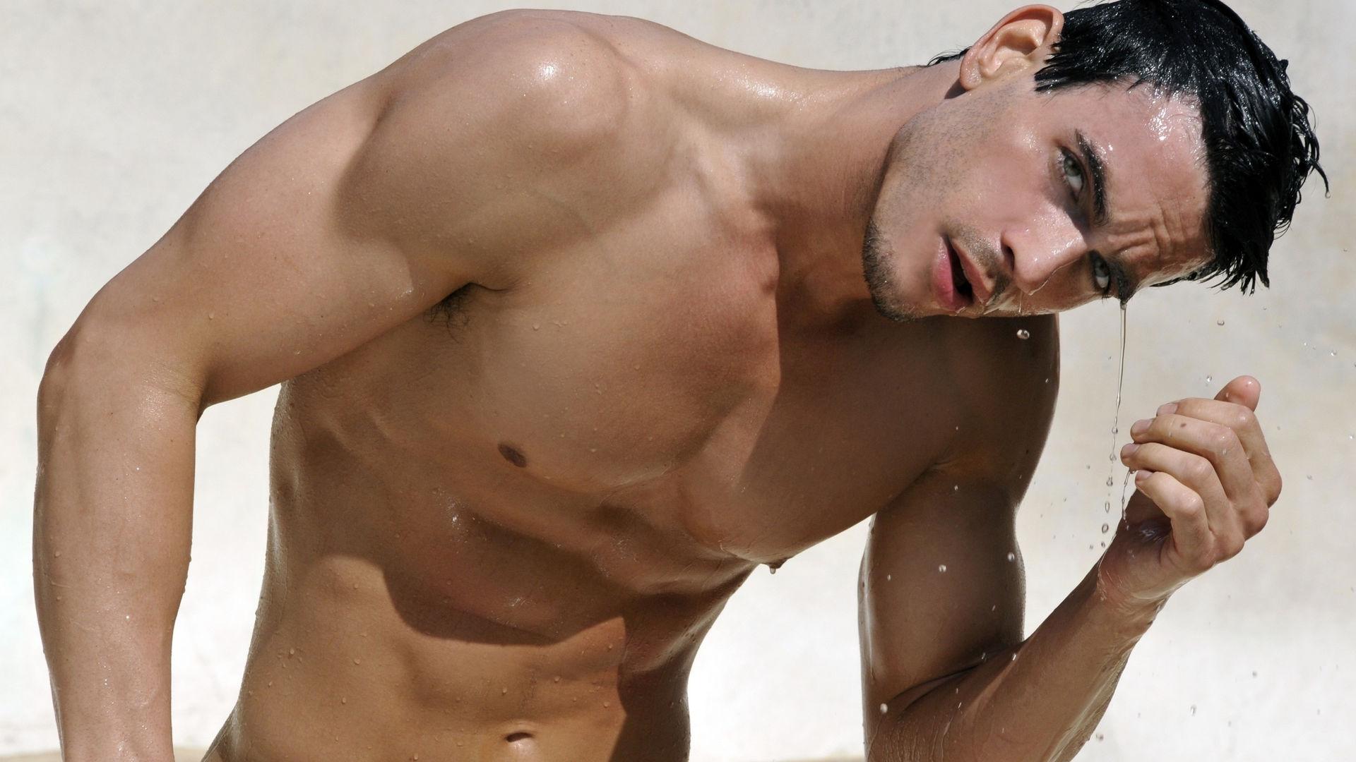 Фото парней голых в жизни 4 фотография