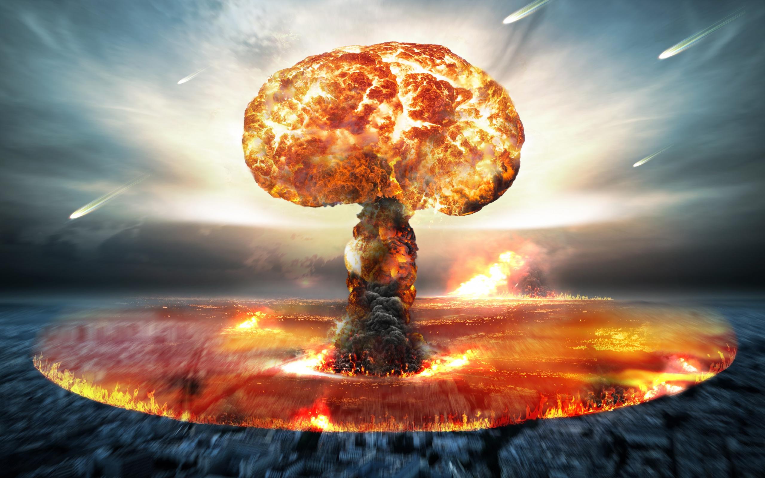 Игра Ядерный взрыв онлайн Играть бесплатно