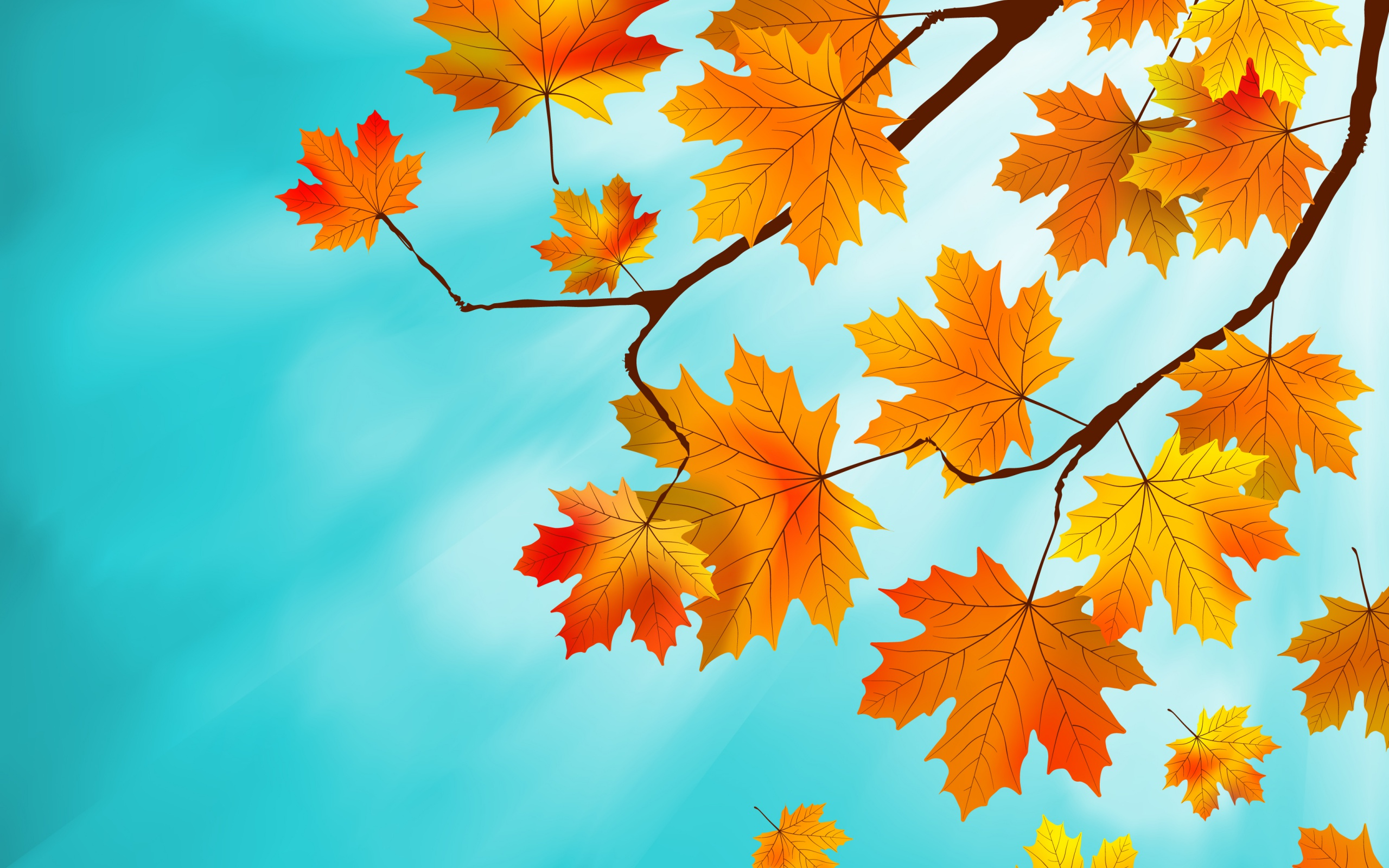 листья осенние картинки скачать