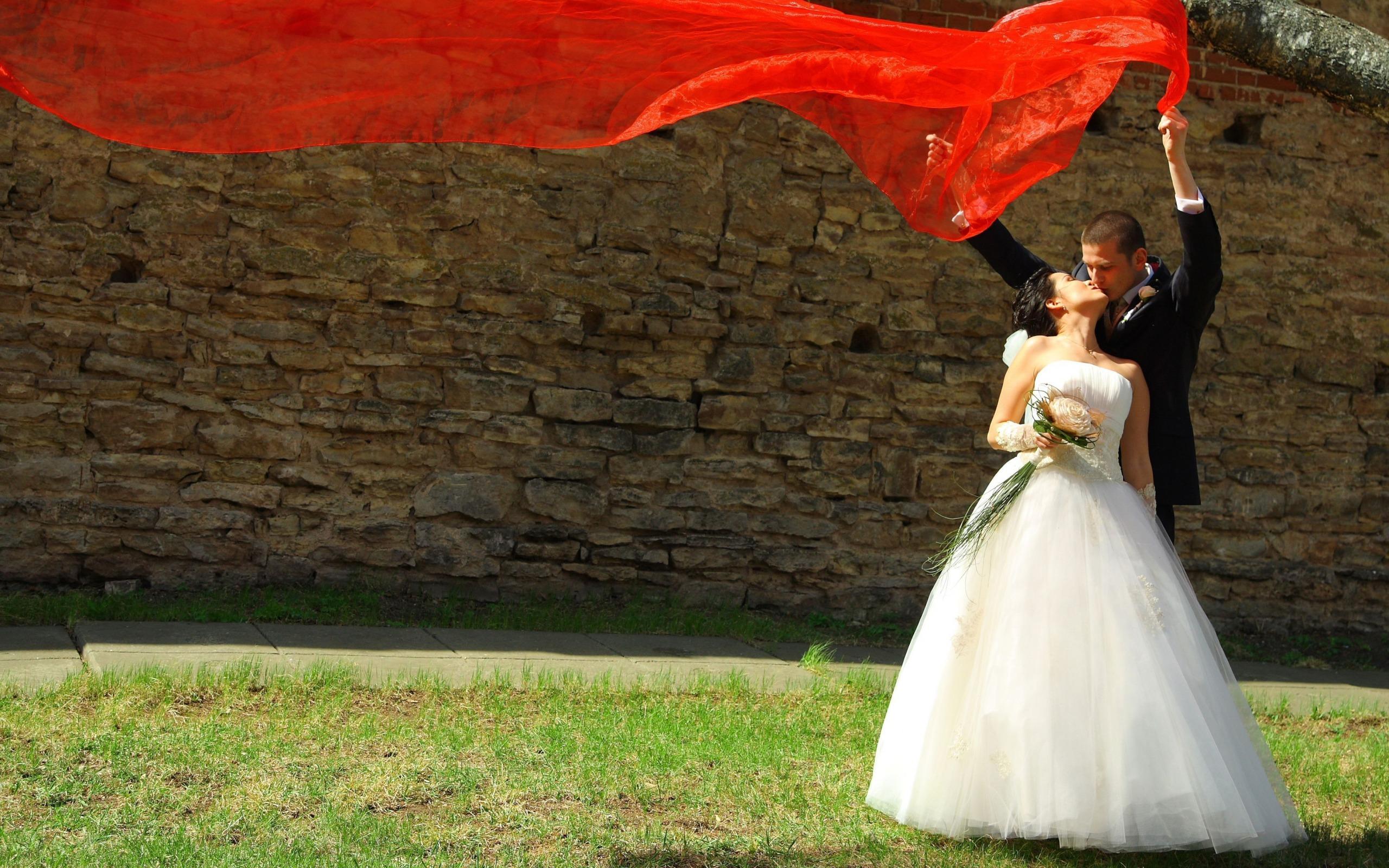 Обои жених, свадебный, цветы. Праздники foto 9