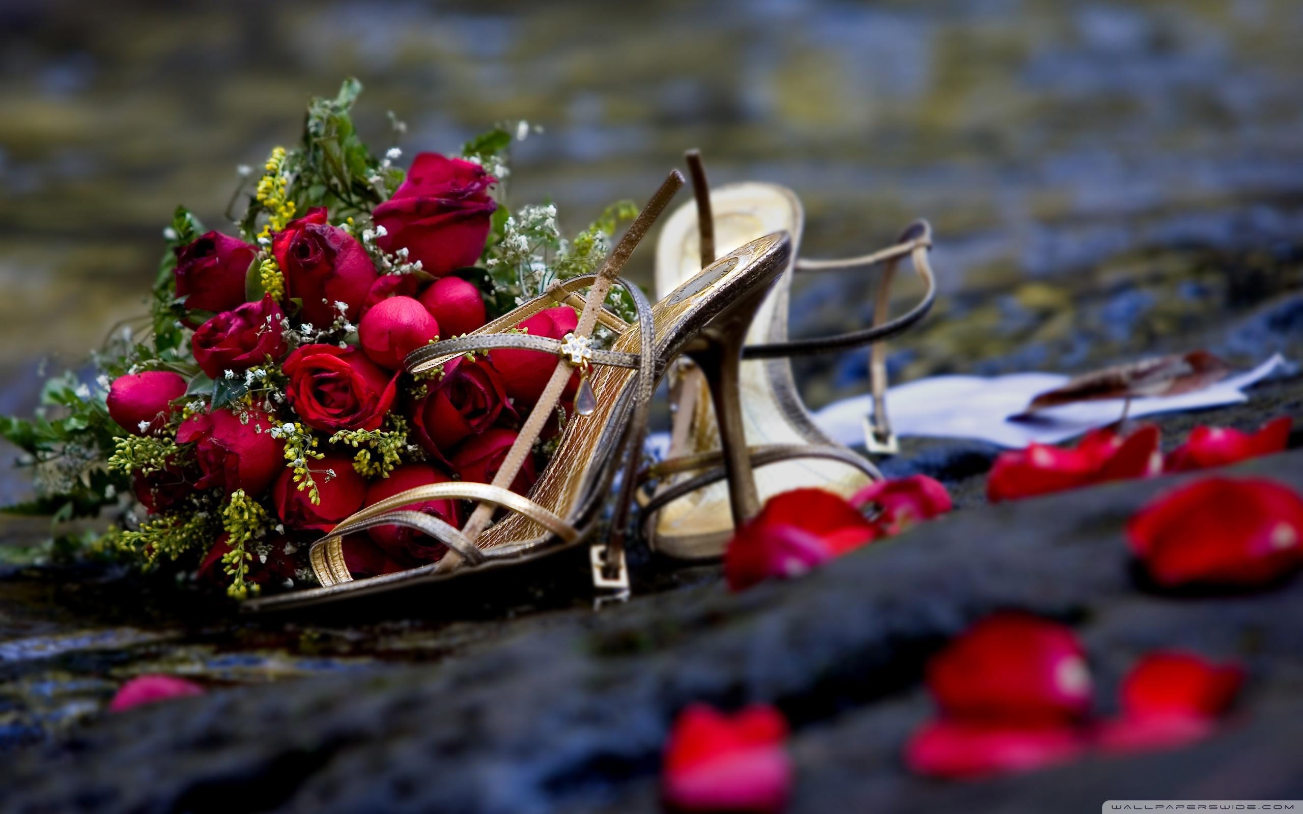 Обои жених, свадебный, цветы. Праздники foto 15